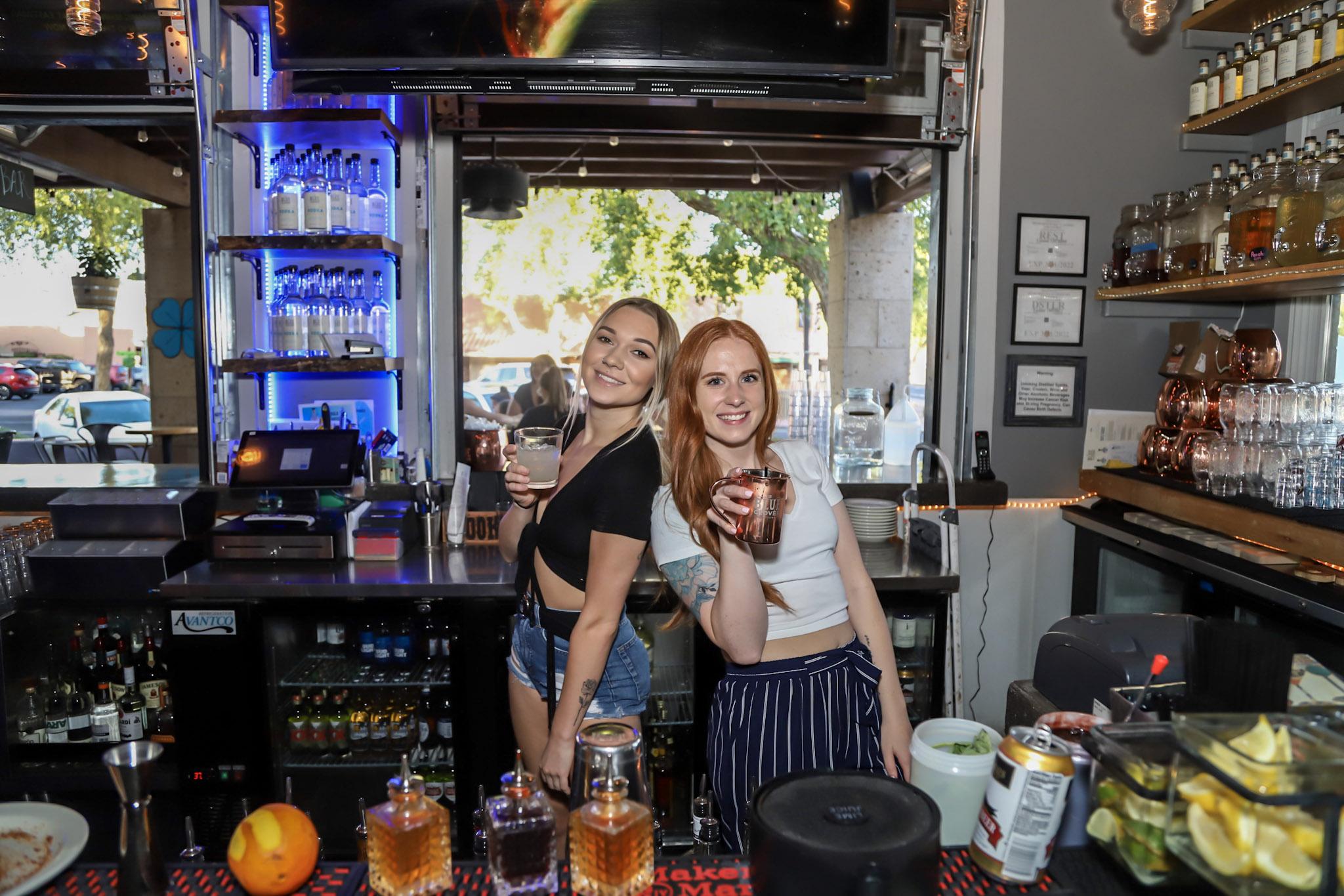 Blue Clover Distillery: Scottsdale Nightlife