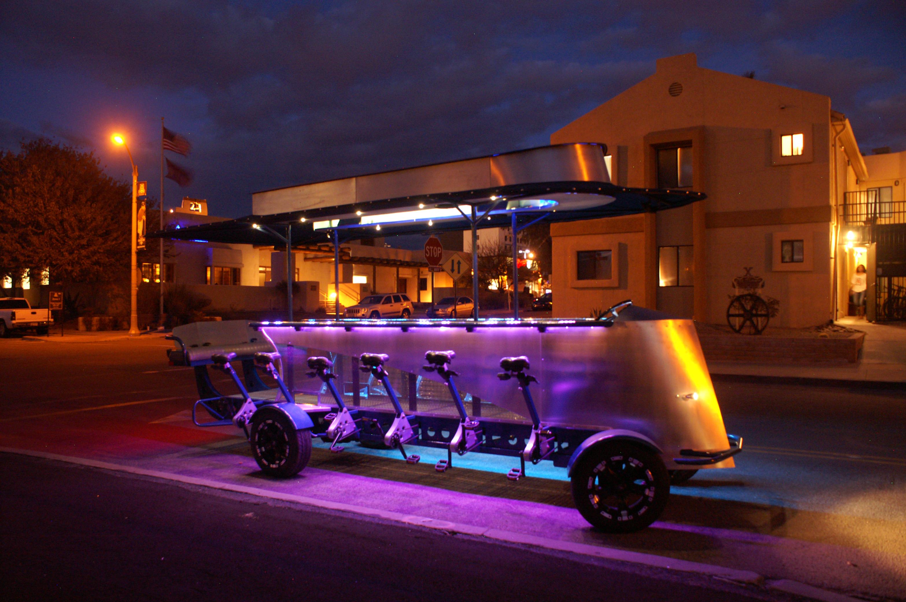 Christmas & Holiday Events & Bar Crawls - Arizona Party Bike