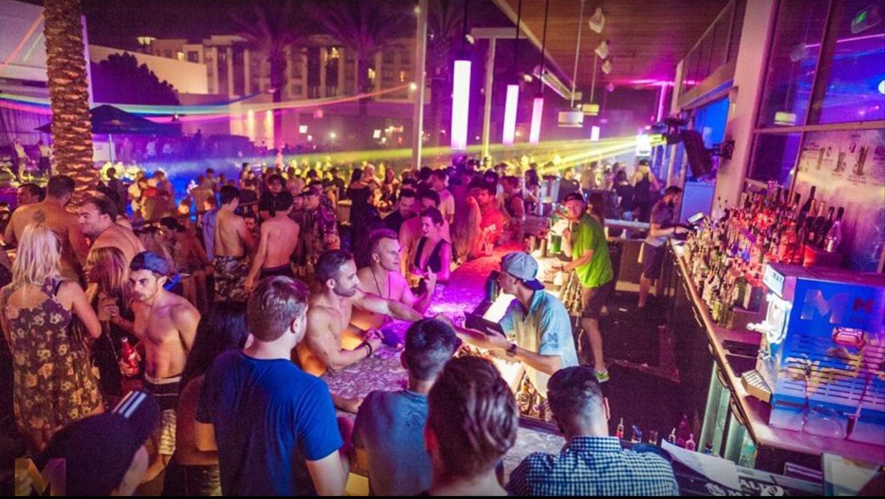 Scottsdale Bachelor Party: Maya Club