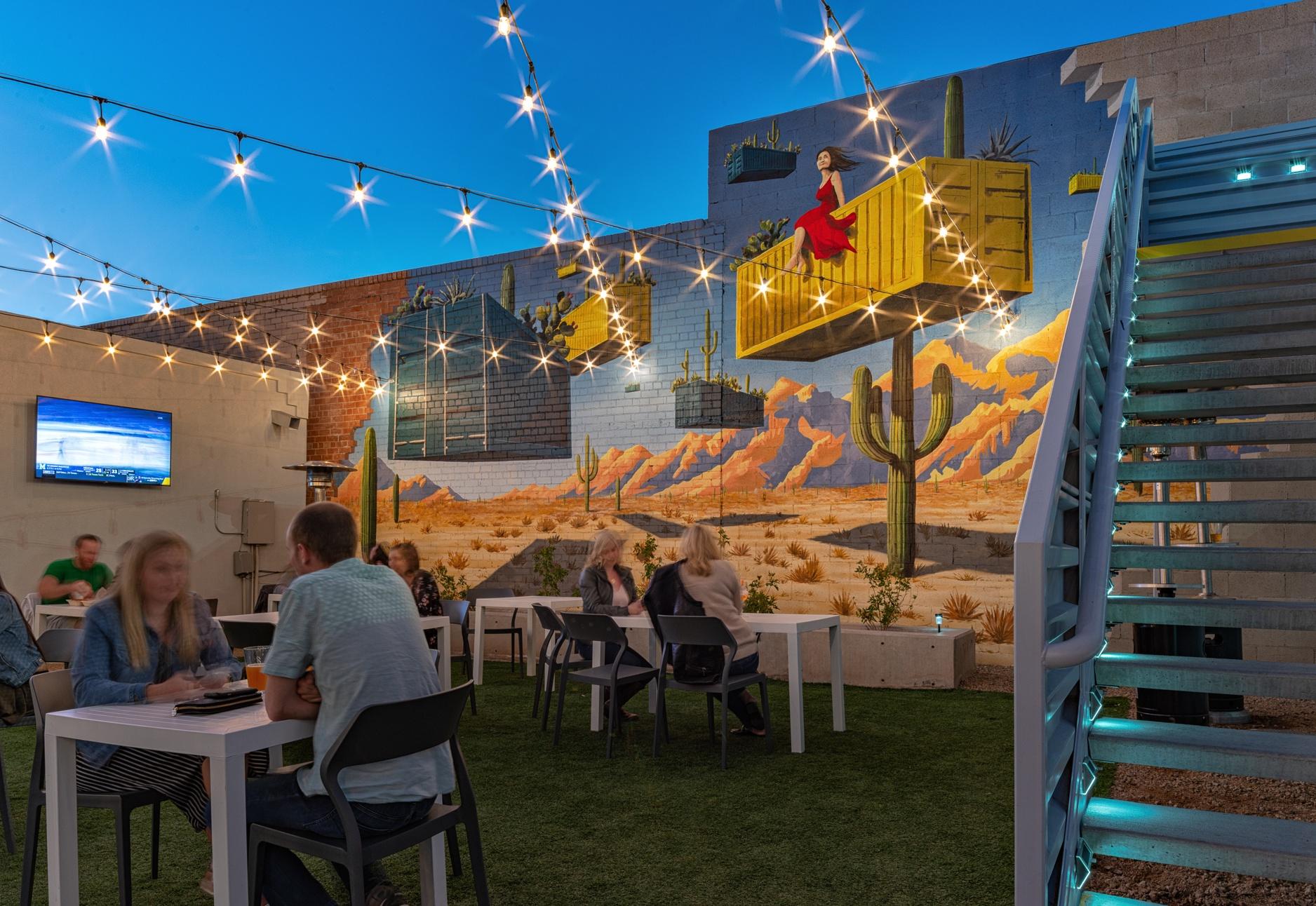 The Boxyard: Tucson Bar Crawl